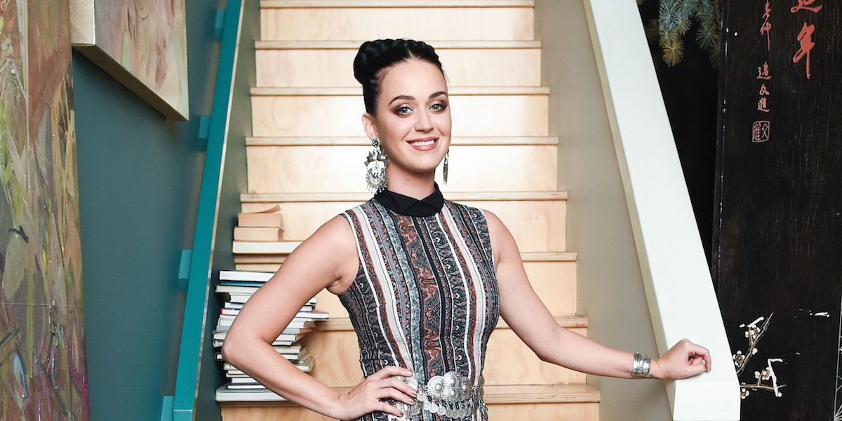 Katy Perry Pens Open Letter For Support of Planned Parenthood