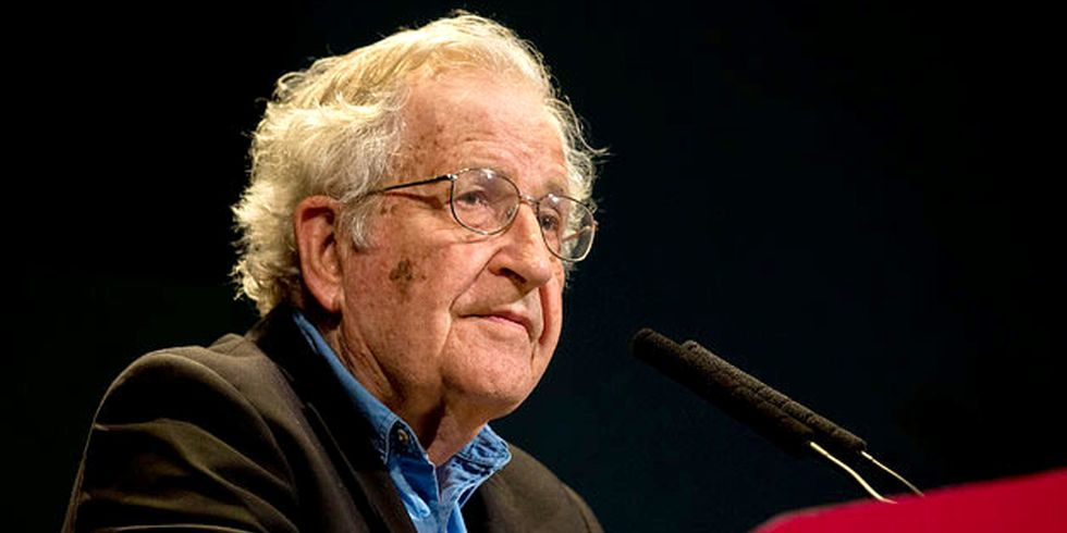 Noam Chomsky: 'The Republican Party Has Become the Most Dangerous Organization in World History'