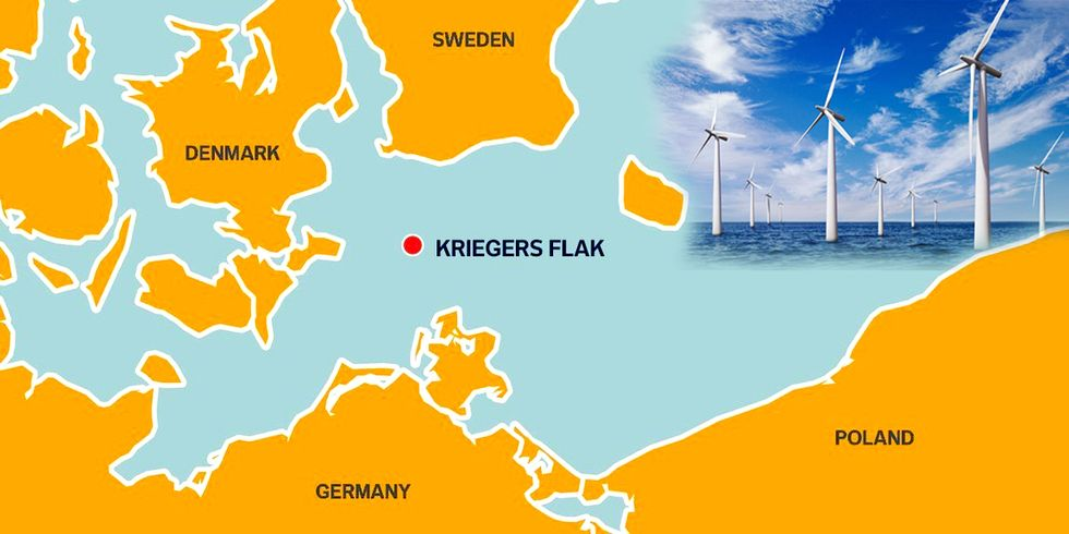 World's Cheapest Offshore Wind Farm to Power 600,000 Homes