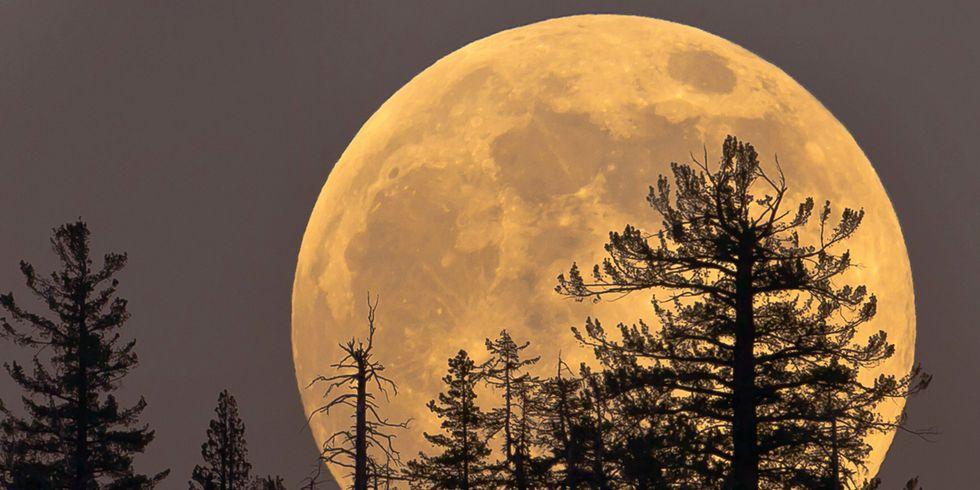 Powerful Supermoon Brings Beauty and Floods