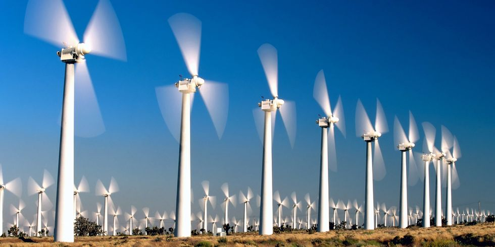 Microsoft to Power Data Center With 100% Wind Energy