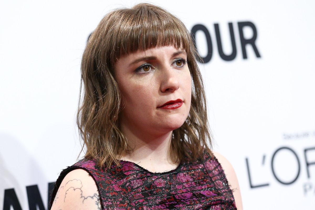 Lena Dunham Called Paul Ryan To Complain About Steve Bannon's White House Appointment - And So Can You!
