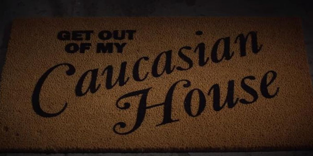 """Joanne the Scammer's """"Get Out of My Caucasian House"""" Welcome Mat Will Be Gracing Trump Supporters' Doorsteps in No Time"""