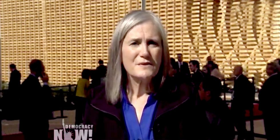 Amy Goodman: What Would It Take for Trump to Pull Out of Paris Climate Deal?