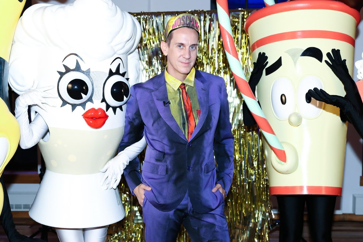 Jeremy Scott Talks Collaborating with Google, the Value of Emojis, and Why Snapchat Should Watch Out