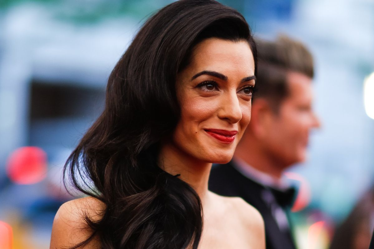 Amal Clooney Gave An Inspiring Speech At The Texas Conference For Women