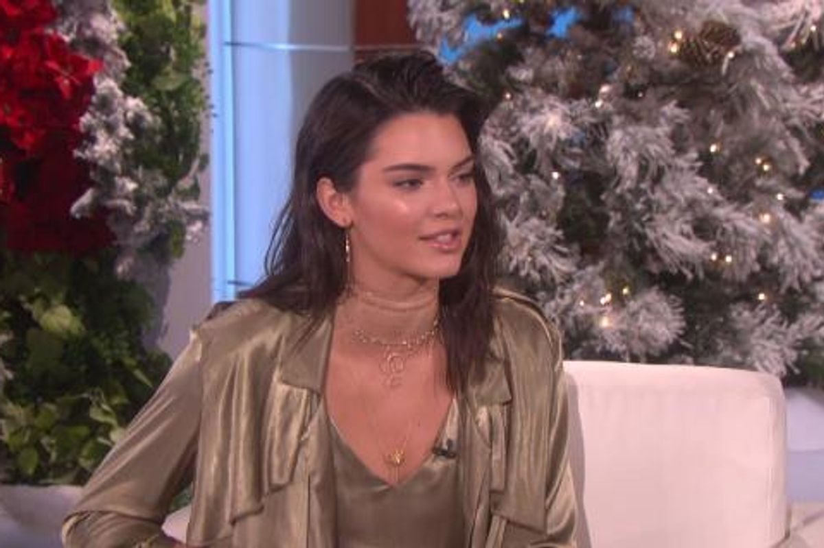 Kendall Jenner Reveals Why She Deleted Her Instagram