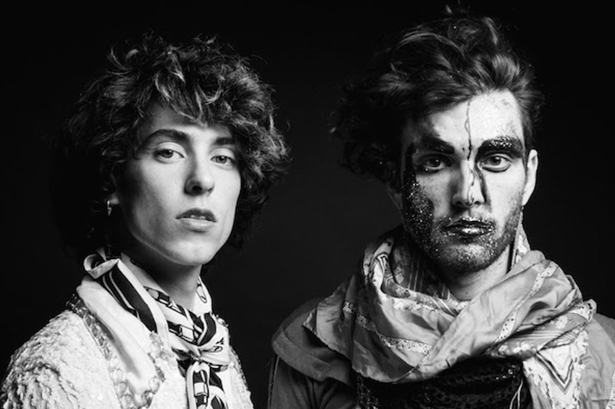 PWR BTTM Concert Got Picketed By Anti-LGBT Protesters
