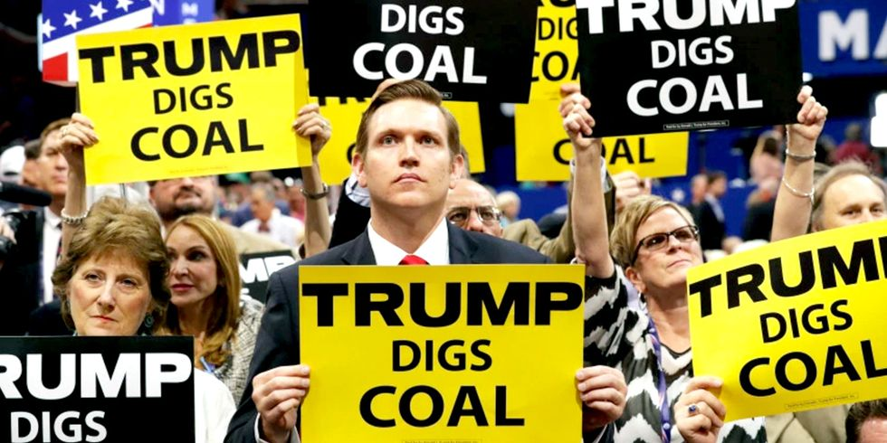 Why Trump, or Anyone for That Matter, Can't End the War on Coal