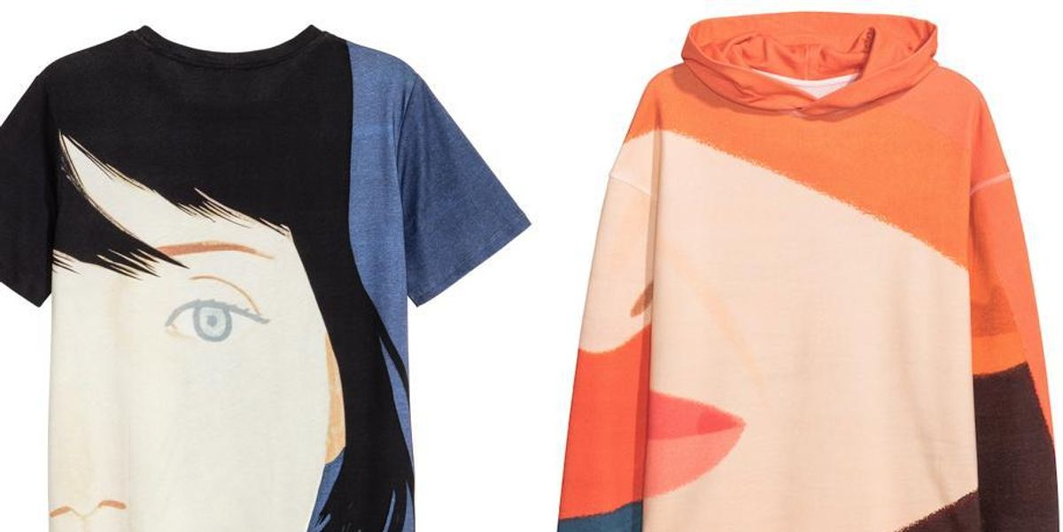 Take A First Look At Alex Katz's Collection For H&M