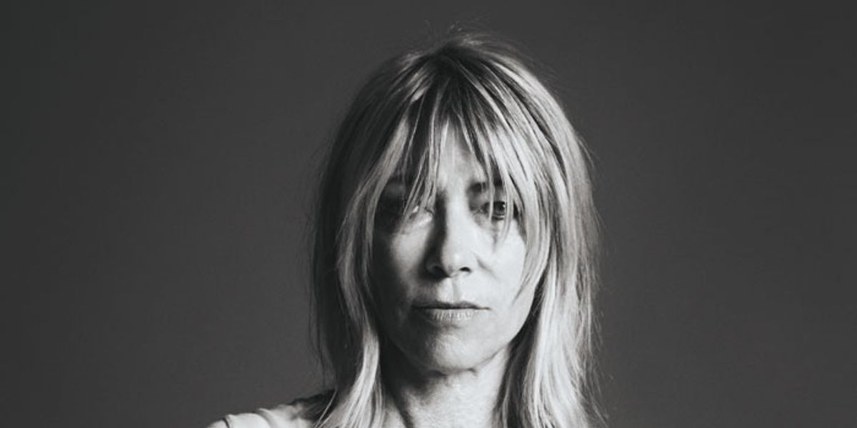 Artist Richard Prince Sued For Appropriating a Photograph of Kim Gordon