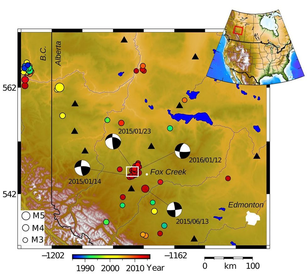 Groundbreaking Study Shows Direct Link Between Fracking and Earthquakes