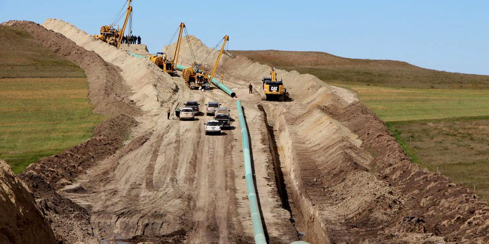 Largest Bank in Norway Sells Its Assets in Dakota Access Pipeline