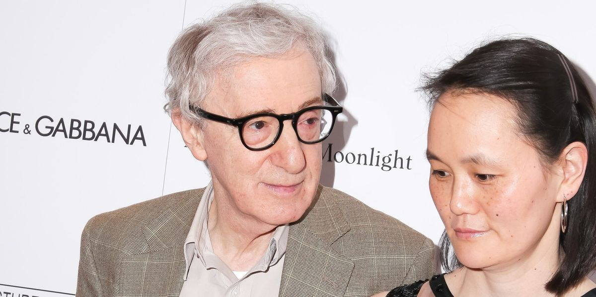 """Woody Allen Once Introduced Soon Yi As His """"Child Bride"""""""