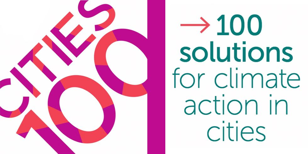 100 Solutions Show How Cities Are Blazing Path Towards Climate Action