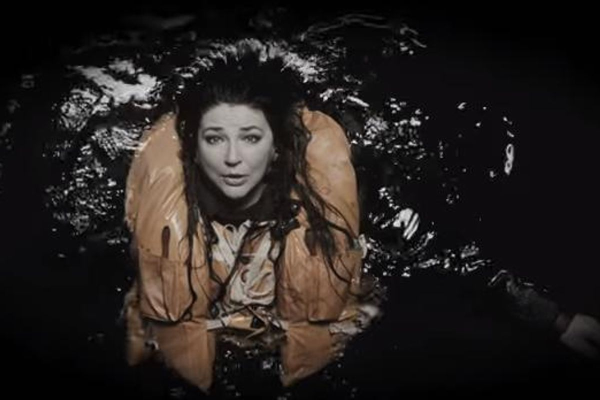 """Watch Kate Bush's New Waterlogged Video For """"And Dream Of Sheep"""""""