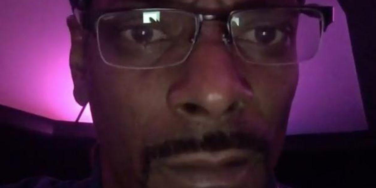 Snoop Dogg Made An Incredible Reaction Video To Kanye's Sacramento Concert Rant