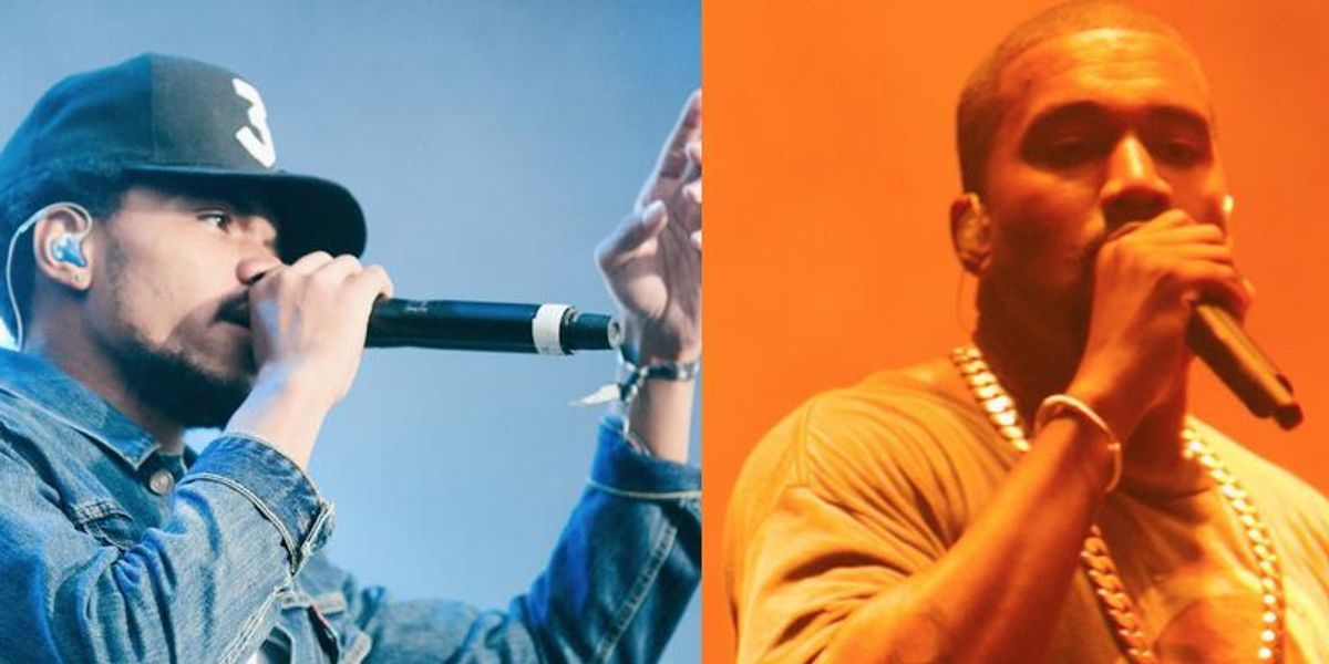 Chance the Rapper Offers Prays, Solidarity With Kanye West