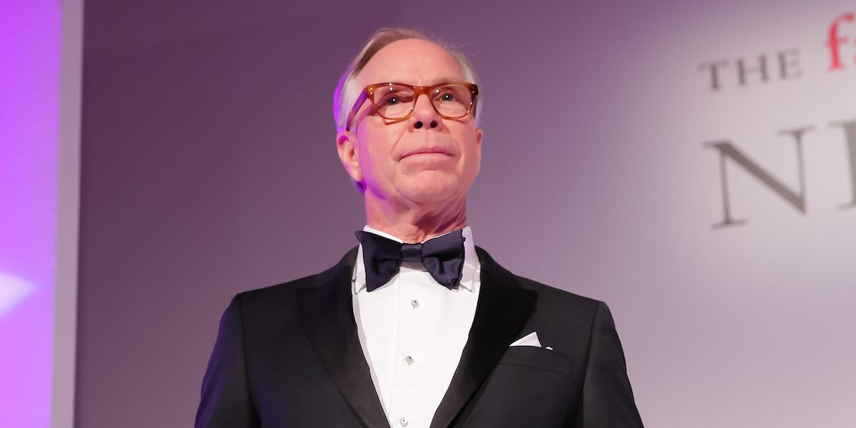 Tommy Hilfiger: Designers Should Be Proud To Dress Melania Trump