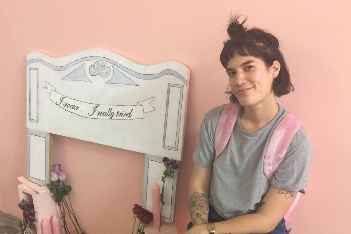 Artist Faye Orlove Talks Junior High, Building Safe Spaces and Living the Creative Life