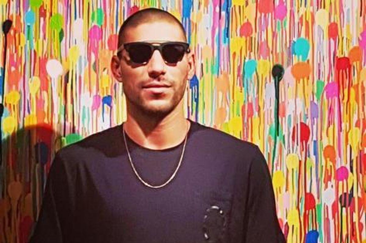 "Boxing, Endurance, And Awareness in Omar Hassan's New Art Exhibit ""Breaking Through"""