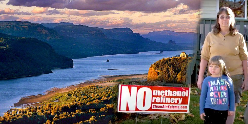 World's Largest Methanol Refinery to Be Built Along the Columbia River