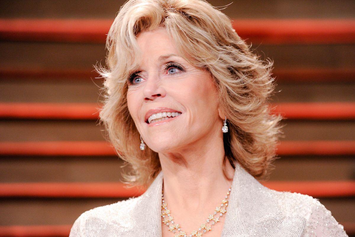 Jane Fonda Will Serve Thanksgiving Dinner To The Standing Rock Protestors