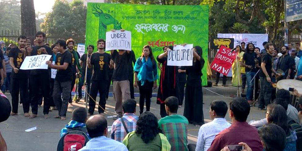 The First Step in the Long March for Climate Justice