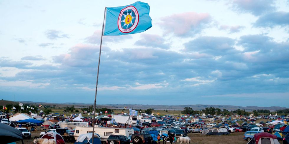 Army Corps Sends Eviction Notice to Standing Rock