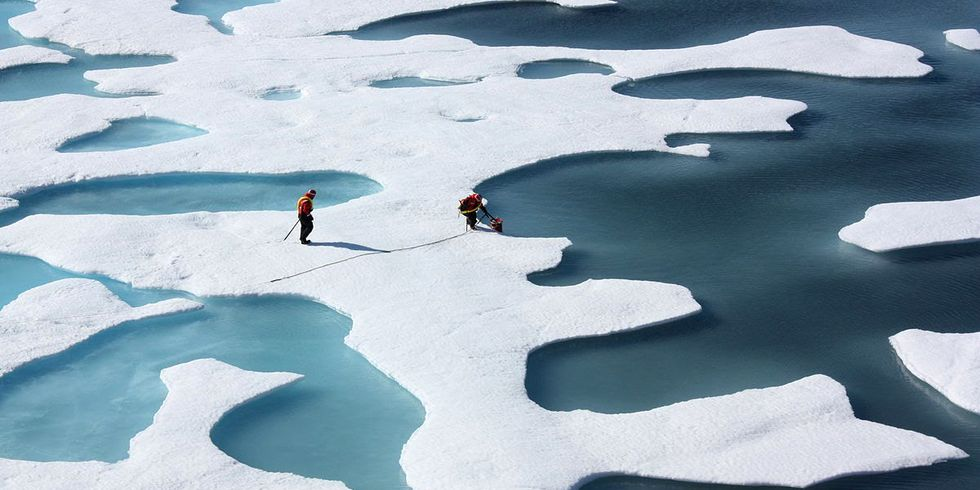 19 Climate Tipping Points Occurring in the Arctic