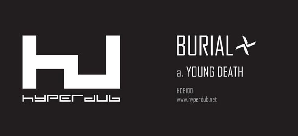 Burial Releases Two New Songs; Listen Here