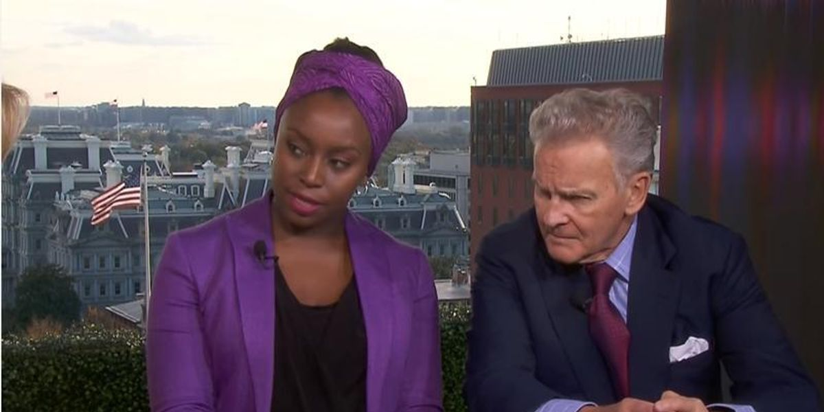 """Chimamanda Ngozi Adichie Calls Out BBC For """"Sneakily Pitting"""" Her Against Trump Supporter In Interview"""