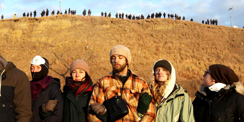 Army Corps Clarifies Eviction Notice to Standing Rock