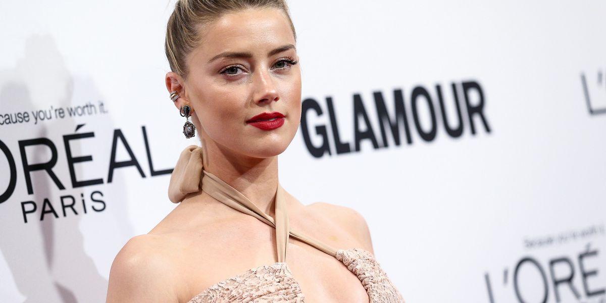 Watch Amber Heard's Emotional Domestic Violence PSA