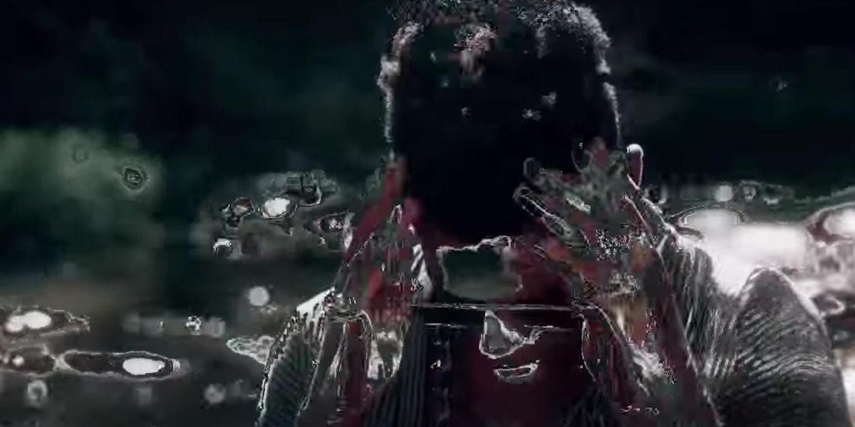"""Watch Gaika's Glitched-Out, Father-Directed Video For """"Glad We Found It"""""""