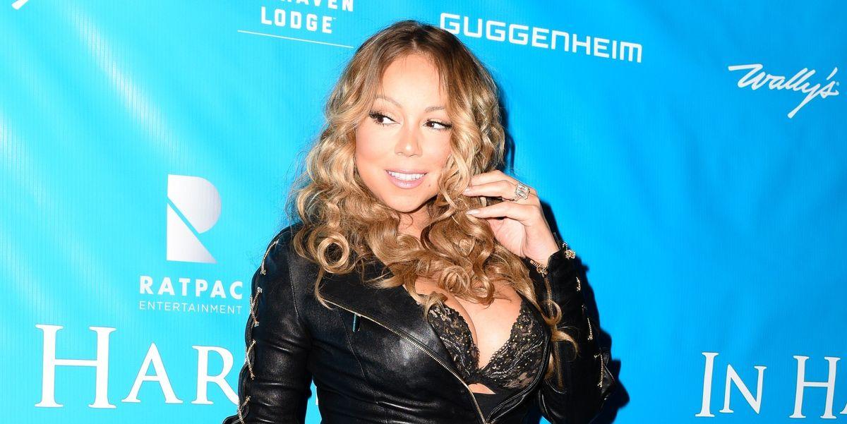 Mariah Carey's Vegas Diet Is... Disgusting