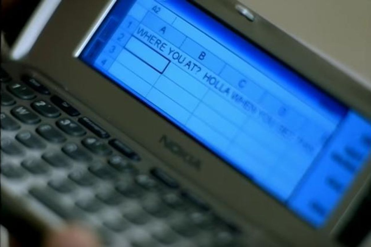 "Nelly Addresses The Iconic Excel Spreadsheet Text From The ""Dilemma"" Video"