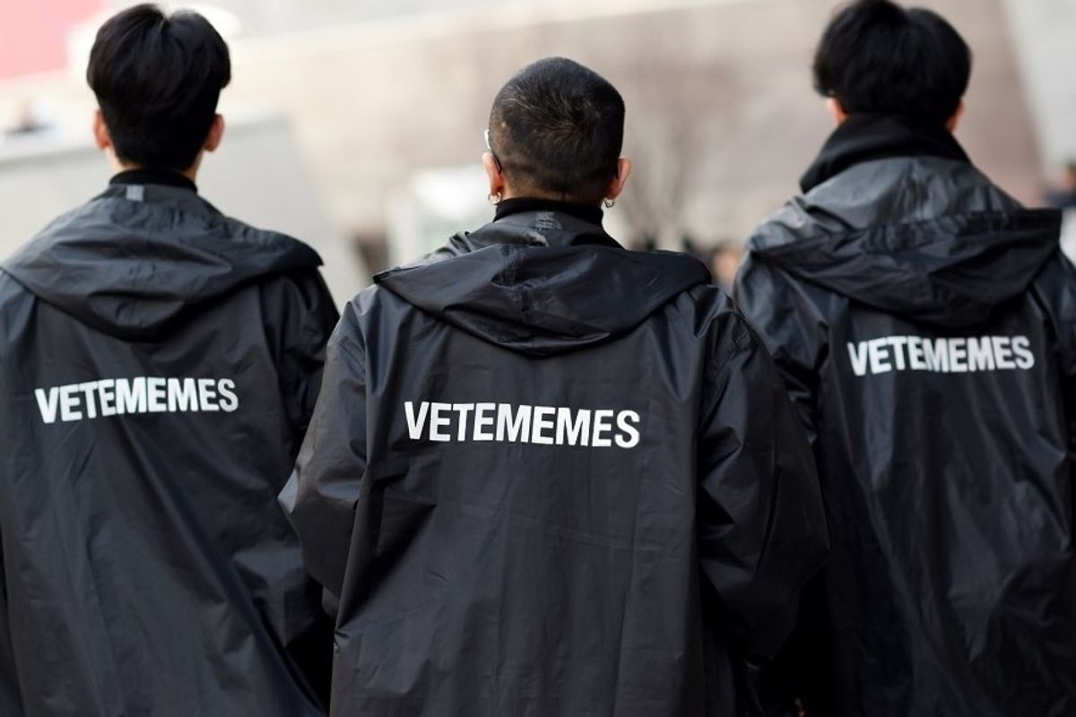 Look Alive, Streetwear Nerds: Vetements Parody Line VETEMEMES Has Just Restocked
