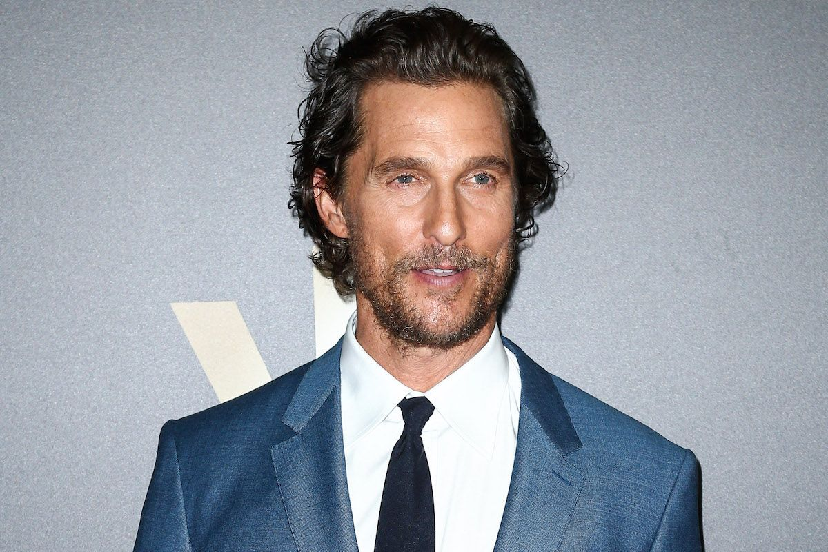 Matthew McConaughey Gave Some College Students A Ride Home On Monday