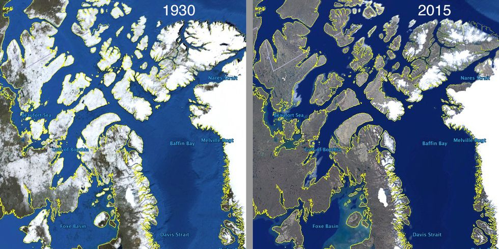 5 Fascinating Google Earth Time-Lapse Videos Show 32 Years of Climate Change