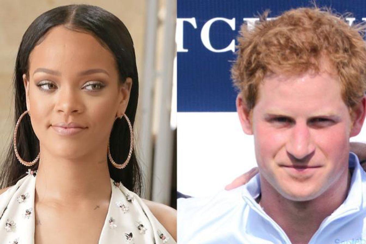 Rihanna and Prince Harry Took HIV Tests Together