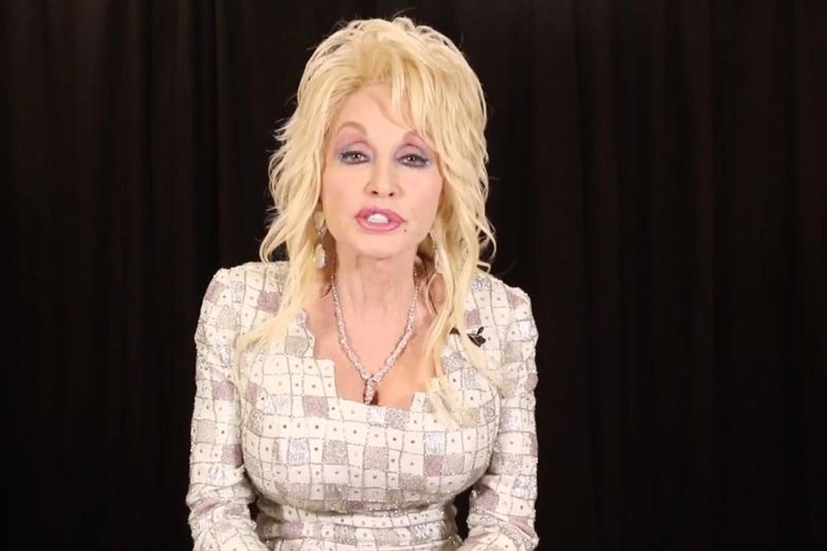 Dolly Parton Is Donating Money To Families Displaced By The Gatlinburg Fires