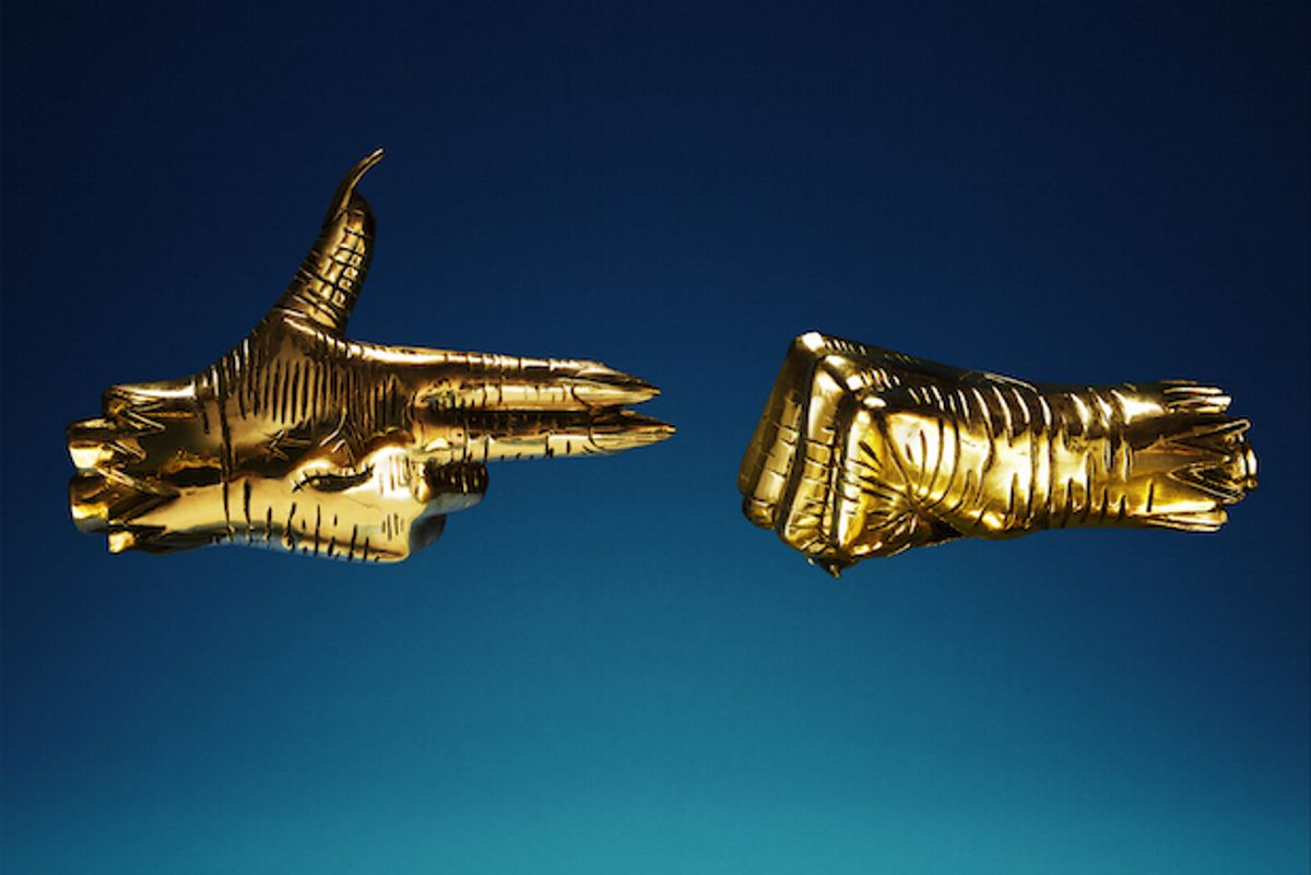 """Run The Jewels Announce New Album Details And Share Track, """"Legend Has It"""""""