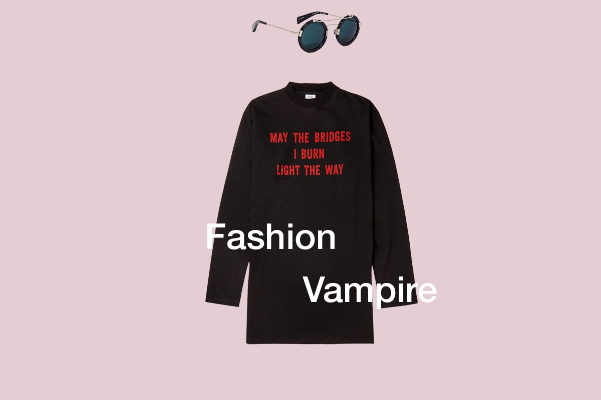 Fashion Vampire Holiday Gift Guide