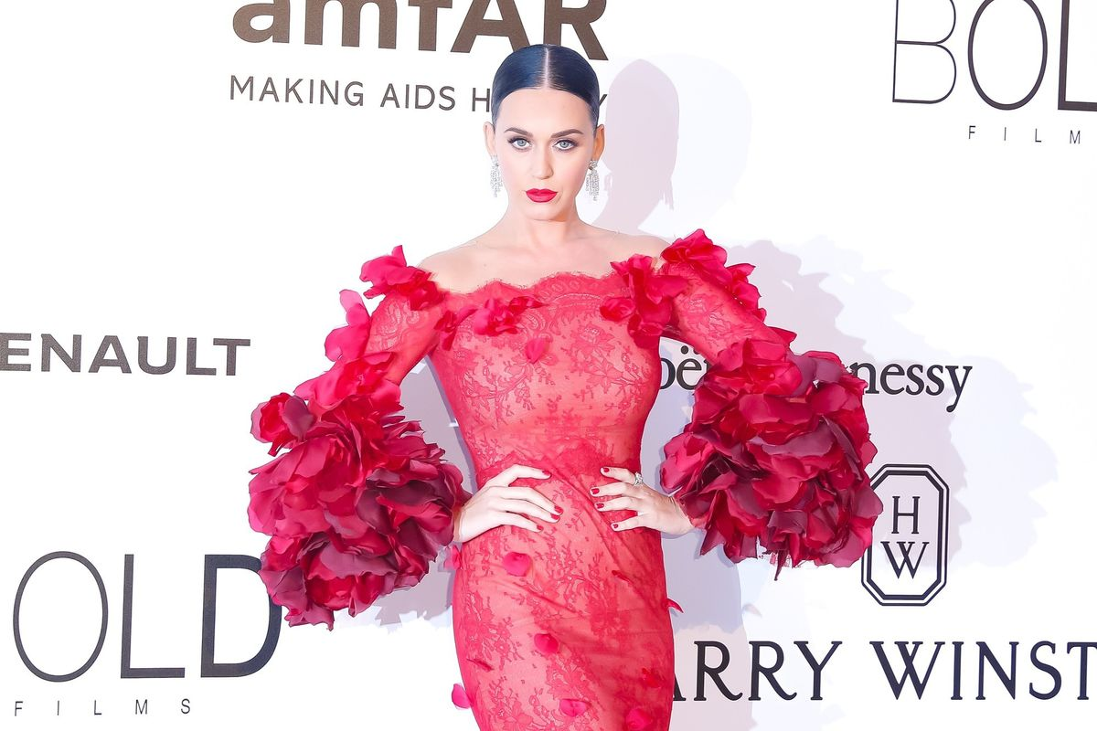 Katy Perry Says Hillary Clinton Helped Her Find Her Voice