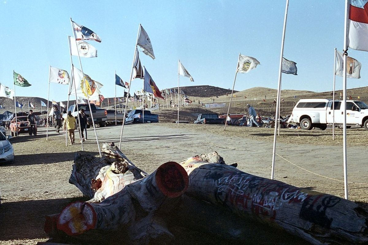 Over 120 Musicians Sign Open Letter To President Obama About Standing Rock