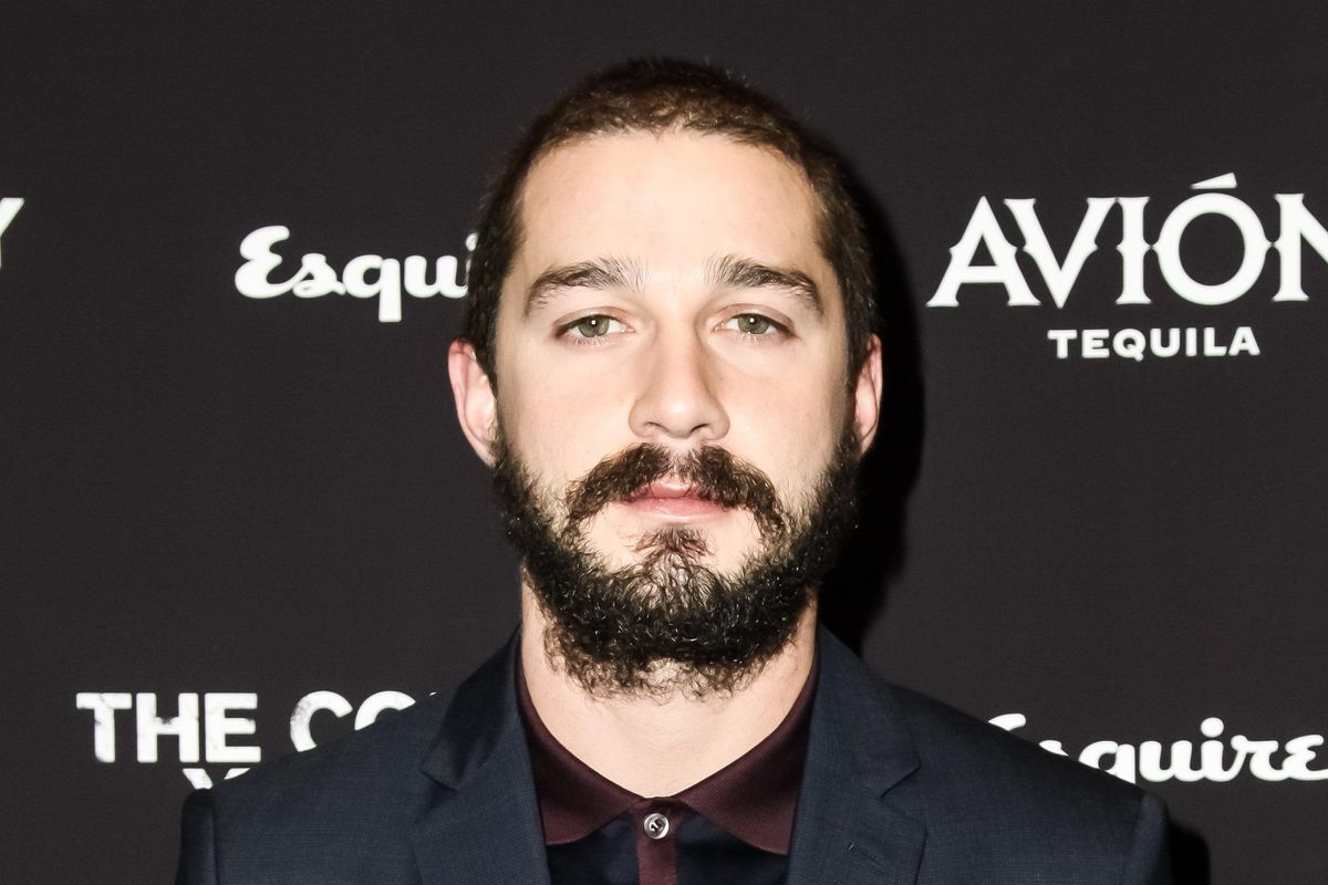 Shia LaBeouf Has Dropped Yet Another Scorching Freestyle