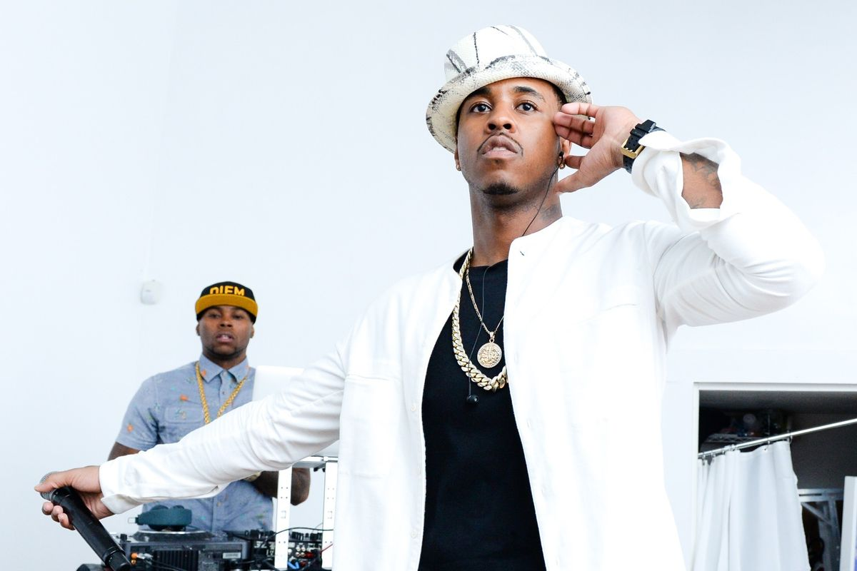Jeremih Allegedly Had A Lookalike Perform His Concert