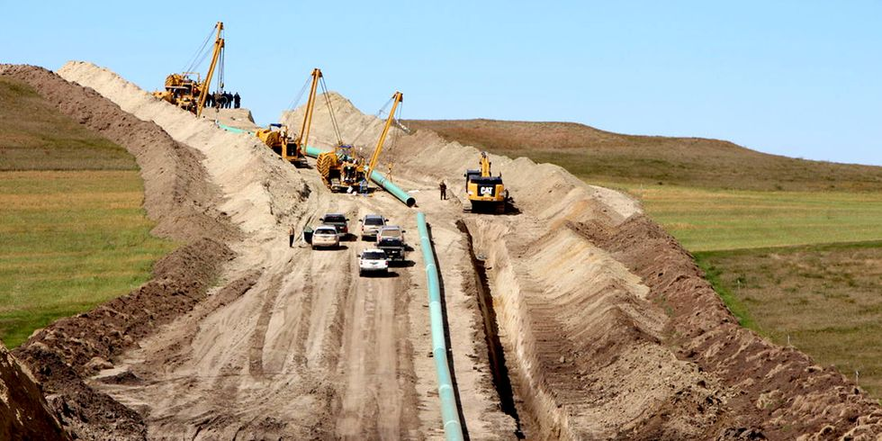 Trump Formally Announces Support for the Dakota Access Pipeline