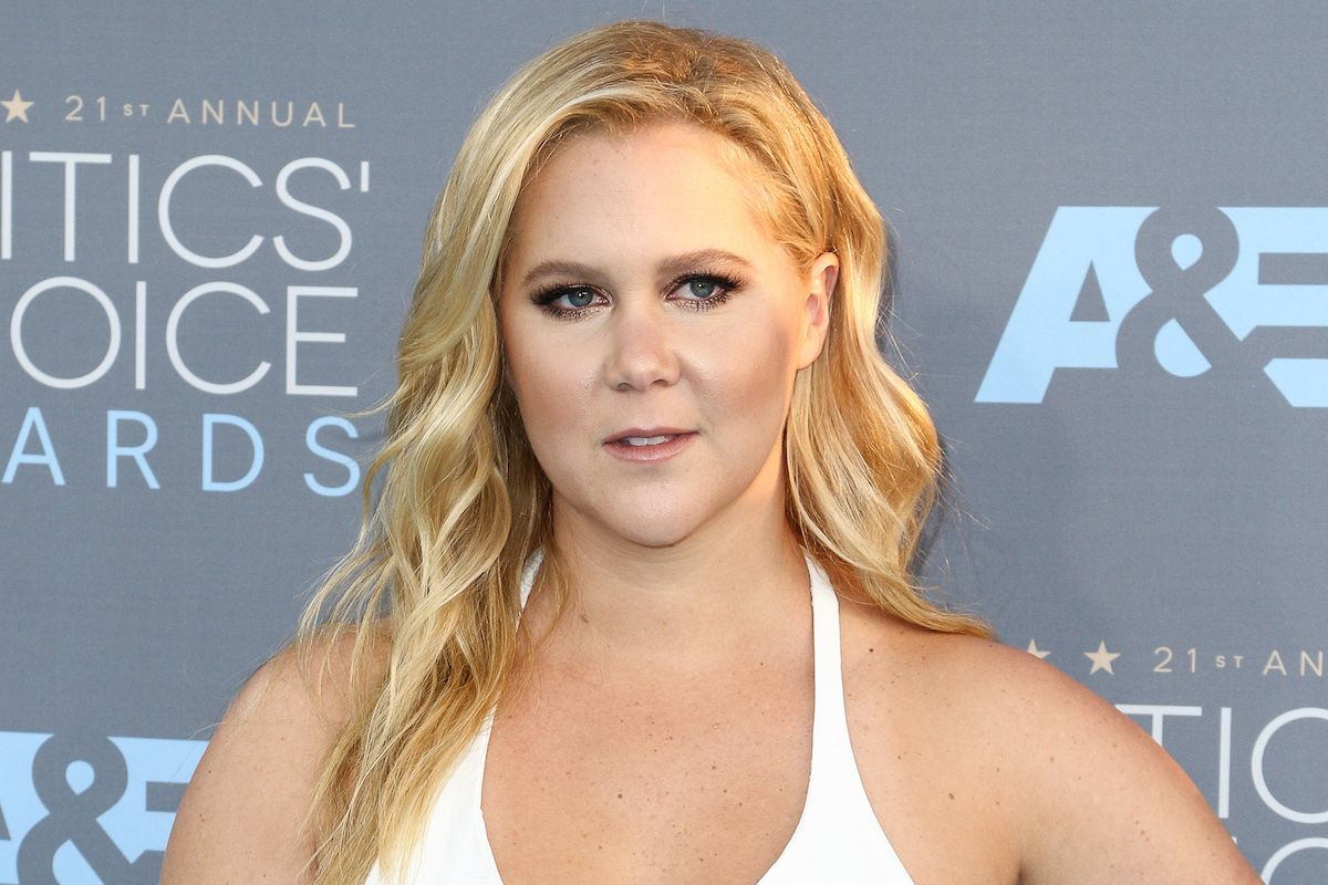 Amy Schumer Starring In Live-Action 'Barbie' Movie